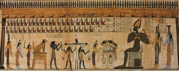 Fotografie ke článku: Perspektiva. Od jednoduché kresby neandrtálců, přes Egypt až k mistrovi Leonardu da Vincimu