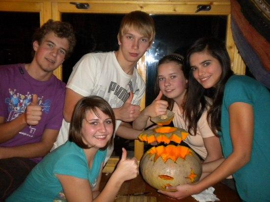 Fotografie ke článku: Studenti z Telče v Bulharsku