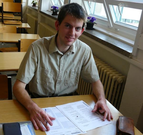 Fotografie ke článku: Gymnazisté mají zkoušku dospělosti za sebou