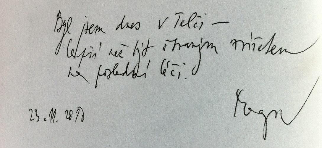Fotografie ke článku: Legenda českého undergroundu odešla, zemřel básník Ivan Jirous