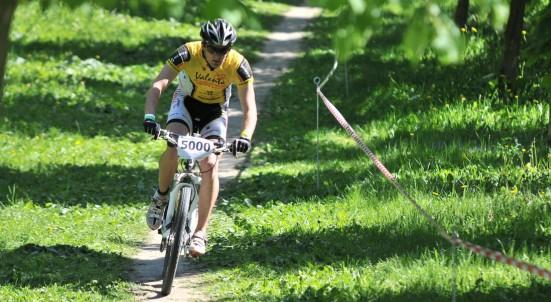 Fotografie ke článku: V Jihlavě se jel závod horských kol, soutěžili i naši