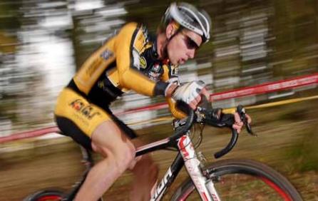 Fotografie ke článku: Ondřej Bambula: Šikovný cyklista se smůlou v patách