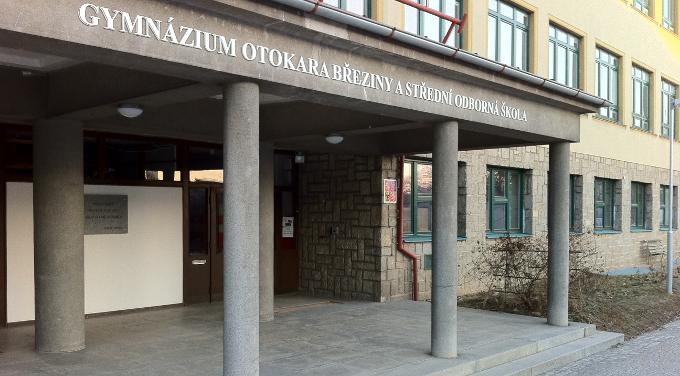 Fotografie ke článku: Studenti z Telče: Nechceme se stát čtyřletým gymnáziem
