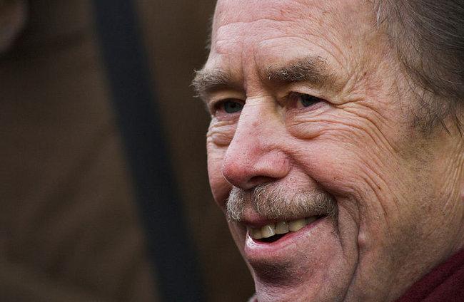 Fotografie ke článku: Ve věku 75 let zemřel první prezident České republiky Václav Havel