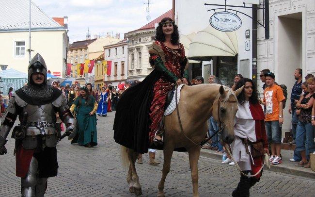 Fotografie ke článku: Jižní Morava: Vinobraní. Koruna babího léta
