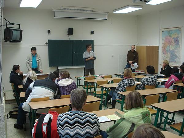 DOD 2010 na GOB a SOŠ v Telči