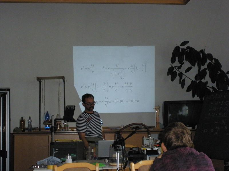 Soustředění Cikháj 2010